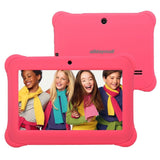Alldaymall 7 inch Kids Tablet 1GB + 8GB Quad Core Android HD Edition w/ iWawa... - Chickadee Solutions - 1