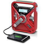 American Red Cross FRX3 Hand Crank NOAA AM/FM Weather Alert Radio with Smartp... - Chickadee Solutions - 1