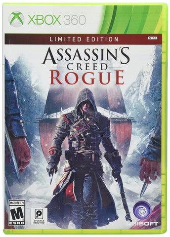Assassin's Creed Rogue- Xbox 360 Standard - Chickadee Solutions - 1
