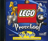 Lego Preschool My Style CD-ROM - Chickadee Solutions