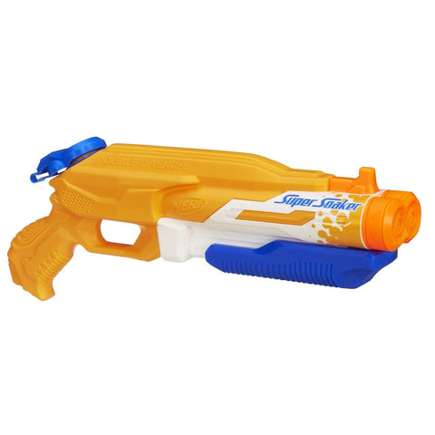 Nerf Super Soaker Double Drench Blaster - Chickadee Solutions - 1