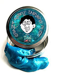 Crazy Aaron's Thinking Putty NEW Electric Teal!! - Chickadee Solutions