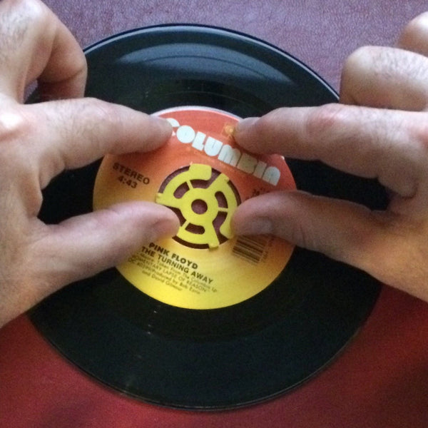 10 Pack Ten Yellow Plastic 45 Rpm 7 Inch Vinyl Record