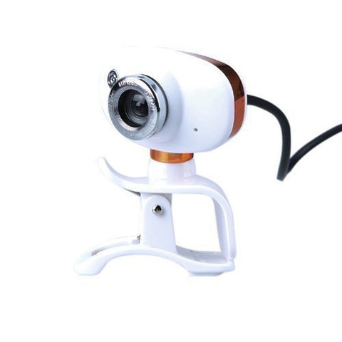 SODIAL(R)USB 2.0 50.0M HD Webcam Camera Web Cam with MIC for PC Laptop Comput... - Chickadee Solutions - 1