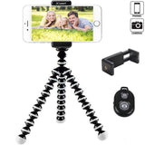 3Csmart Octopus Style Portable and adjustable Tripod Stand Holder for iPhone ... - Chickadee Solutions - 1