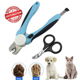 Pet Dog Cat Nail Clippers Designed By SySrion - Free Nail File - Razor Sharp ... - Chickadee Solutions - 1