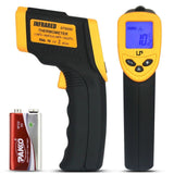 LP Digital Infrared Thermometer Non-contact Temperature Gun with LCD Laser S... - Chickadee Solutions - 1
