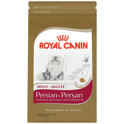 ROYAL CANIN BREED HEALTH NUTRITION Persian dry cat food 3-Pound Royal Canin - Chickadee Solutions - 1