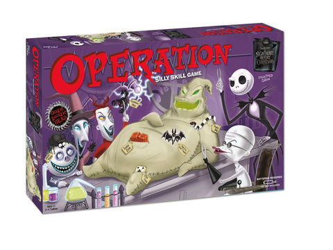 Nightmare Before Christmas Operation - Chickadee Solutions - 1