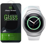 Samsung Gear S2 Glass Screen Protector Dmax Armor- Ballistics [Tempered Glass... - Chickadee Solutions - 1