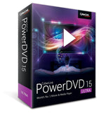 Cyberlink PowerDVD 15 Ultra PC Disc - Chickadee Solutions - 1