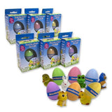 Easter Eggs - Hide 'Em and Hatch 'Em Super Sized Grow Eggs (Single Unit) - Wa... - Chickadee Solutions - 1