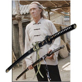 Hattori Hanzo Kill Bill Samurai Katana Sword w/ Devil - Chickadee Solutions