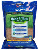 X-Seed Quick and Thick Plus Lawn Repair with Built-in Spreader 4.5 lb Blue - Chickadee Solutions - 1