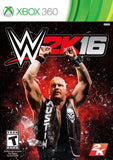 WWE 2K16 - Xbox 360 Standard 2K Games - Chickadee Solutions - 1