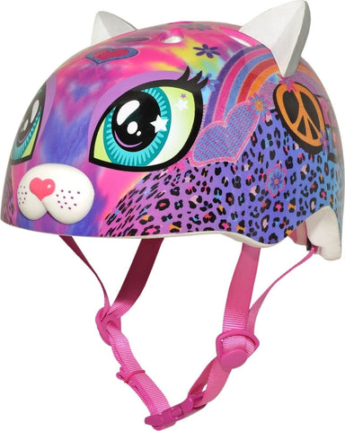 Raskullz Color Cat Helmet Pink Ages 3+ - Chickadee Solutions - 1