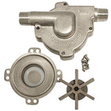Chugger Stainless Steel Brewing Pump Inline Head (Comparable To March 809-PL-... - Chickadee Solutions