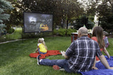 Camp Chef OS92L Portable Outdoor Movie Screen 92-Inch - Chickadee Solutions - 1