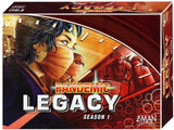 Pandemic Legacy Red Board Game - Chickadee Solutions - 1