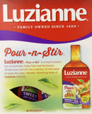 Luzianne Pour-n-Stir Sweet Tea 6 Count (Pack of 6) - Chickadee Solutions - 1