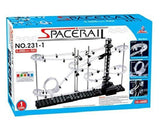 Kids Authority Spacerail/Spacewrap Level 1 - Beginner RollerCoster Marble Toy - Chickadee Solutions