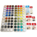 Colorfin PPSTL80 PanPastel Ultra Soft Artist Pastel Set 80-Pack - Chickadee Solutions
