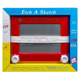 Etch A Sketch - Classic in 1960 Box - Red - Chickadee Solutions - 1