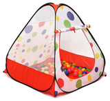 Kiddey Kids Teepee Play Tent - Indoor / Outdoor Children Play Tent - Easy Set... - Chickadee Solutions - 1