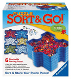 Puzzle Sort and Go Jigsaw Puzzle Accessory - Chickadee Solutions - 1