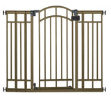Summer Infant Multi-Use Deco Extra Tall Walk-Thru Gate Bronze - Chickadee Solutions - 1