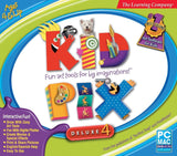 Kid Pix Deluxe 4 Home Edition - Chickadee Solutions