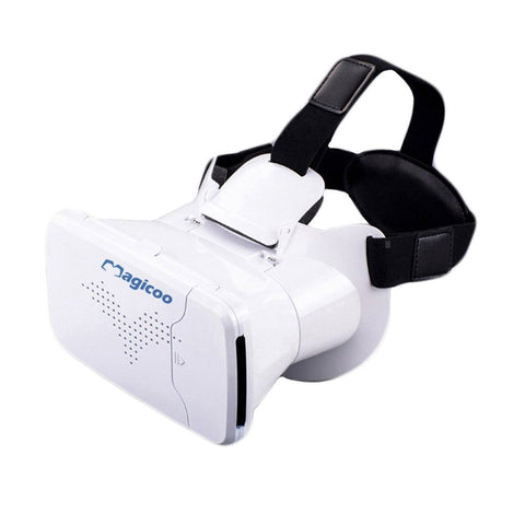 3D VR GlassesMagicoo 3d Virtual Reality Headset Adjust Cardboard Video Movie ... - Chickadee Solutions - 1