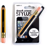 SUCK UK Touch Screen Stylus Pencil - Yellow - Chickadee Solutions - 1