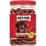 Milk-Bone Soft & Chewy Beef & Filet Mignon Recipe Dog Snacks 25-Ounce - Chickadee Solutions