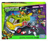 Mega Bloks Teenage Mutant Ninja Turtles Party Wagon - Chickadee Solutions - 1