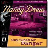 Nancy Drew - Stay Tuned for Danger - Chickadee Solutions