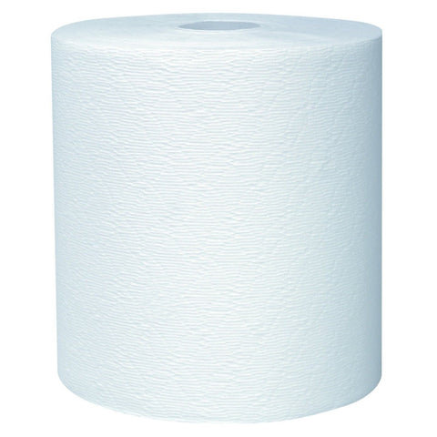 Kleenex Hard Roll Paper Towels (50606) with Premium Absorbency Pockets White ... - Chickadee Solutions
