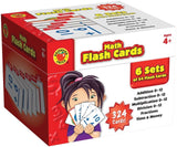 Brighter Child Math Flash Cards - Chickadee Solutions
