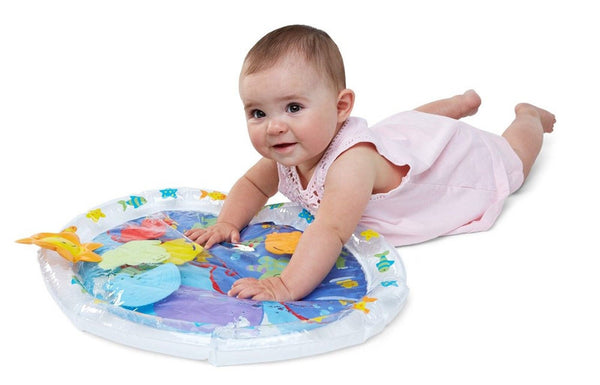 Earlyears Fill N Fun Water Play Mat Chickadee Solutions