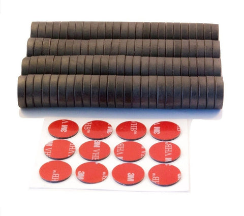 Tuff Magnets Industrial Strength Grade 8 Comes With 12 3m