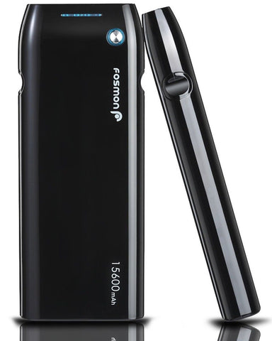 Fosmon 15600mAh P15K Power Bank - High Capacity Compact [Dual USB 1.0A / 2.1A... - Chickadee Solutions - 1