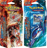 Pokemon X & Y Primal Clash Set of Both Theme Decks - Chickadee Solutions