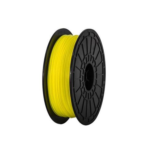 1.75mm ABS Yellow 3d Printer Filament-N.W.:0.6 kg Per Spool for FlashForge Dr... - Chickadee Solutions