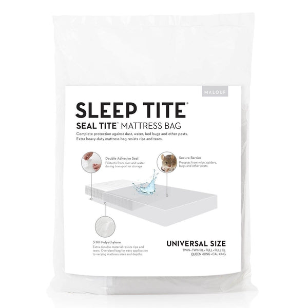 Sealable Mattress Bag Seal Tite Heavy-Duty Sealable Mattress Storage Bag - 76 ...