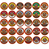 30-count Crazy Cups Flavored Coffee Single Serve Cups for Keurig K Cups Brewe... - Chickadee Solutions - 1
