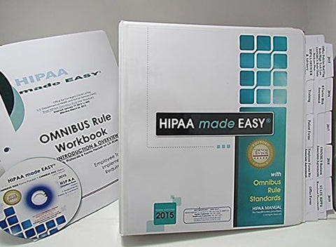 2016 Hipaa Complete Compliance Package includes Manual Training Video eForms ... - Chickadee Solutions - 1