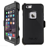 LongRise 4-Layer Heavy Duty Defender Case with Screen Protector for iPhone 6/... - Chickadee Solutions - 1