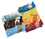 ONE Bar 14 Bar Variety Pack (Two of Every Flavor) Pack of 14 - Chickadee Solutions