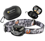 *FLASH SALE* Bright LED Headlamp Flashlight and Case for Running Camping Kids... - Chickadee Solutions - 1