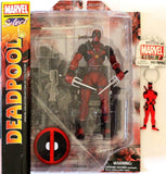 Diamond Select Toys Marvel Select: Deadpool Action Figure Bundle includes Dea... - Chickadee Solutions - 1